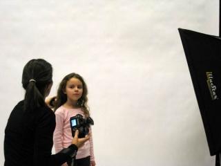 Casting enfants, Perfect Model, Lille