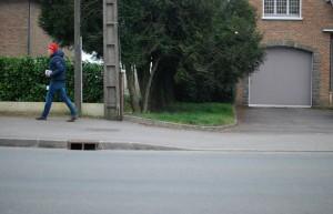 Je marche seul. Copyright : Jean-Jacques Goldman.