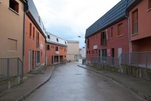 Jeoffrécourt a été bâtie par des entreprises de la région. Photo : DailyNord
