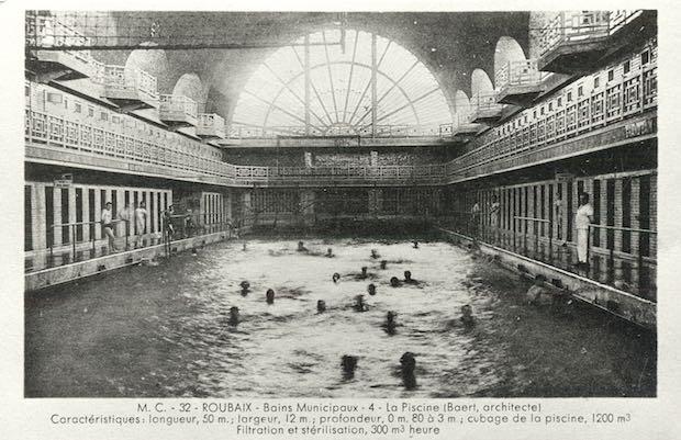 Albert baert le b tisseur de la piscine de roubaix for La piscine roubaix