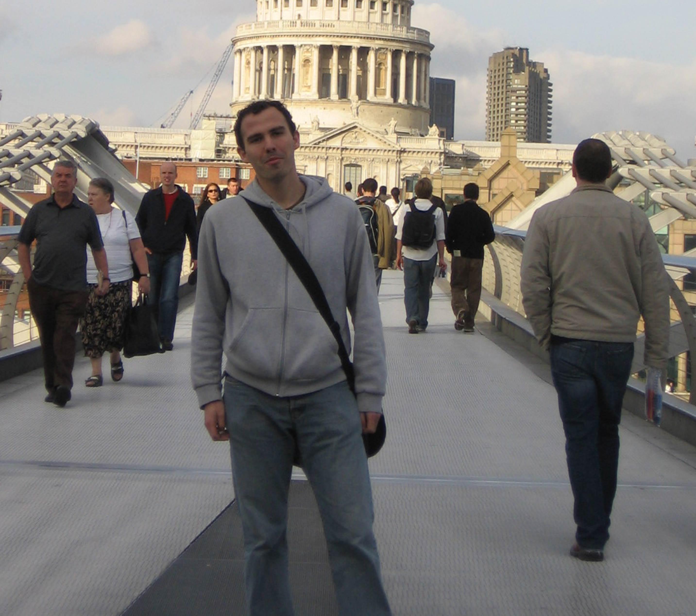 Ch'ti d'ailleurs : Guillaume Foutry, l'appel de Londres