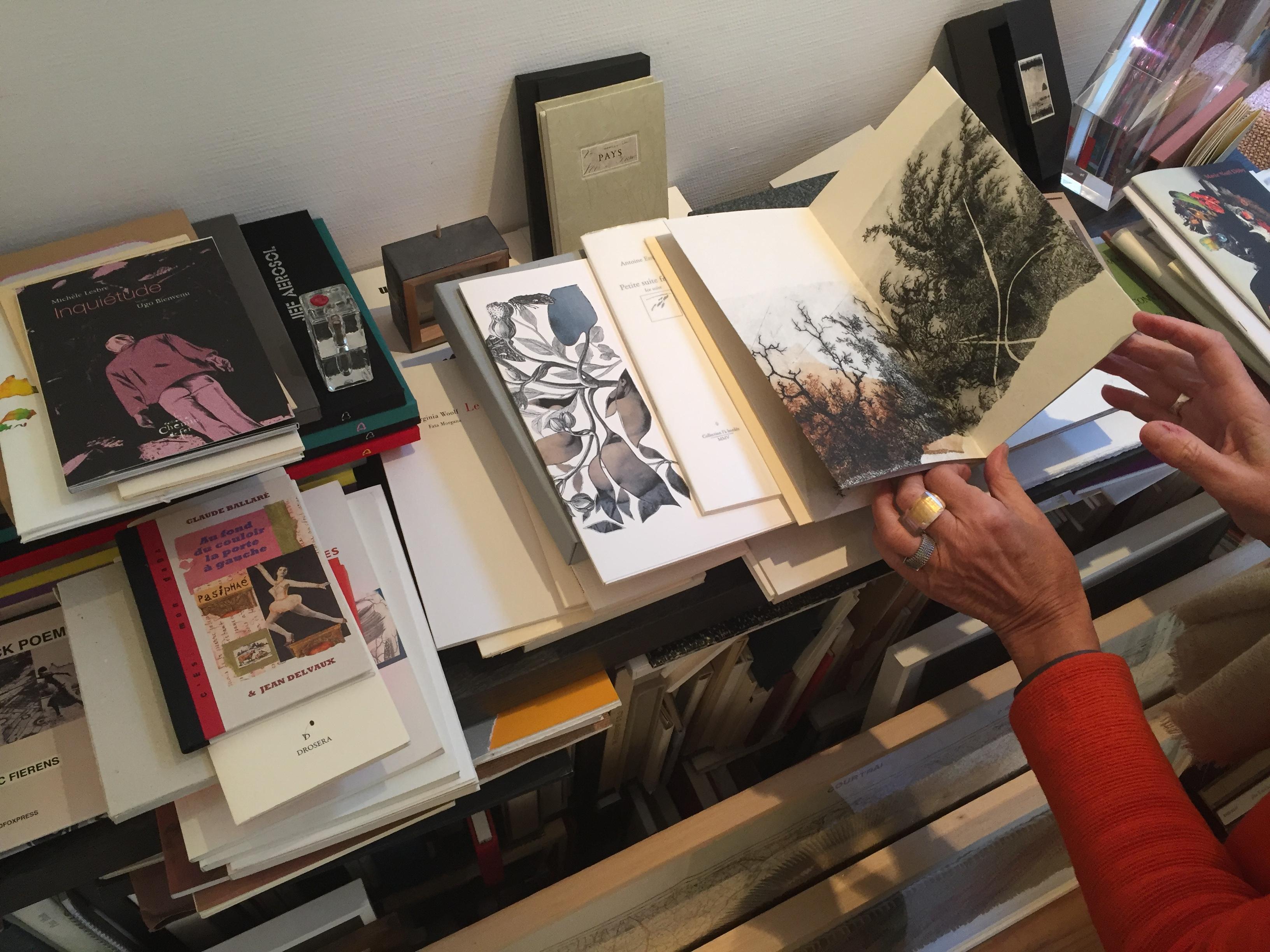 L Espace Du Dedans Voyage A L Interieur Du Livre Objet A Lille