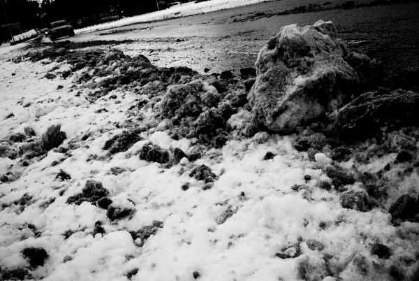 La neige, mais que c'est anxiogène !