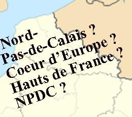 Nord-Pas-de-Calais : et si on changeait – enfin – de nom ?