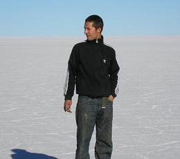 Eric, le Nordiste sur les cimes boliviennes de La Paz