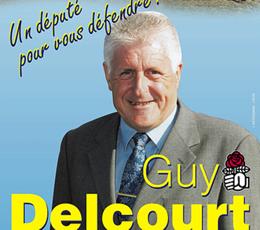 Guy Delcourt : tu touches à Lens, tu touches à lui