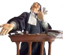 Maître Mô, l'avocat qui tisse ses mots sur les maux