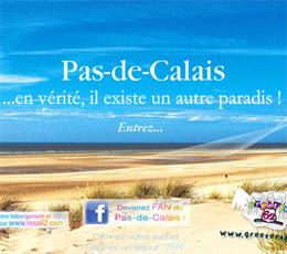 Venez dans le Nord – Pas-de-Calais : revue de slogans