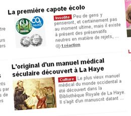 Grève et manif' : et pendant ce temps-là, dans les journaux belges