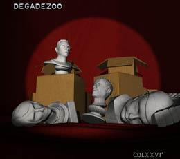 Téléchargez gratuitement le dernier album de Degadezoo, ils ne diront rien