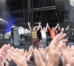 Main Square Festival : concert de rumeurs