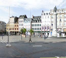 Quand Google nous balade à travers Lille