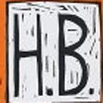 """Initiales """"H. B."""""""