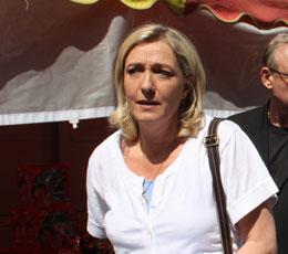 Marine Le Pen, la campagne commence maintenant