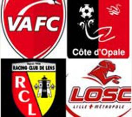 Lens, Lille, Boulogne, Valenciennes: et si on ne gardait qu'une seule équipe?