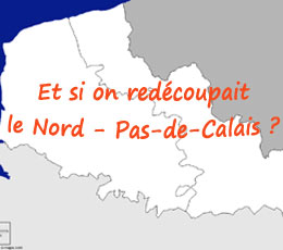 Redécouper le Nord – Pas-de-Calais ? Les bonnes idées de Facebook