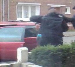 Meurtrier présumé de Lille : la vidéo de l'arrestation