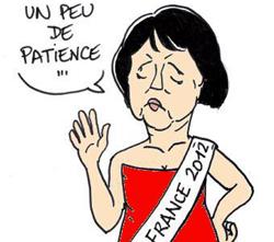Mauvais timing pour Martine Aubry