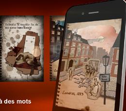 Byook : l'autre expérience – valenciennoise – de lecture sur iPhone