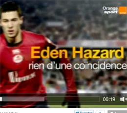 Transfert d'Eden Hazard : des rumeurs et des millions
