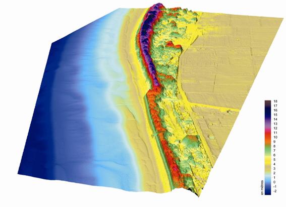 Projet CLAREC : notre littoral et ses risques cartographiés comme jamais