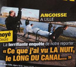 Ils ont marqué 2011 (1) : les noyés de la Deûle