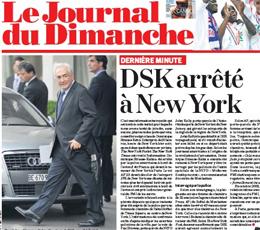 Affaire DSK (bis) : le meilleur des réactions politiques de notre région…