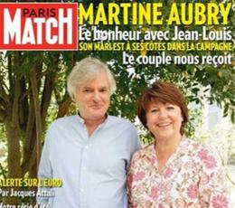 Martine Aubry n'ira pas à l'Elysée : c'était écrit