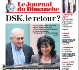 Ils ont marqué 2011 (2) : DSK, l'homme de Lille