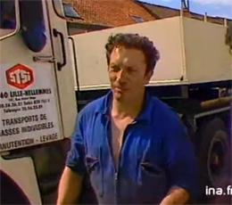 L'INA à la roulette  : 1988, il faut creuser le Tunnel sous la Manche
