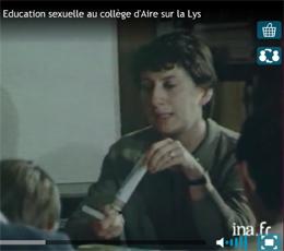 L'INA à la roulette : 1982, éducation sexuelle à Aire-sur-la-Lys