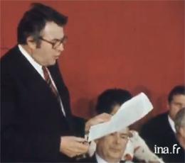 L'INA à la roulette : 1974, des assemblées régionales pour quoi faire ?