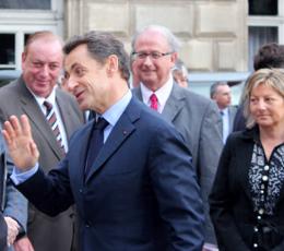 Lille : dans les coulisses de la visite de Nicolas Sarkozy