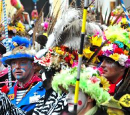 Carnaval de Dunkerque : la philosophie du masque