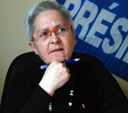 Les interviews législatives : Annie Lemahieu (FN, ex-FO), « le FN est plus social que le parti socialiste »