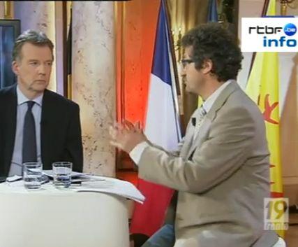 Télés belges : il était la présidentielle une (deuxième) fois !