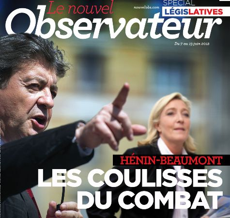Retour sur l'affrontement Mélenchon-Le Pen : Hénin-Beaumont en six clichés