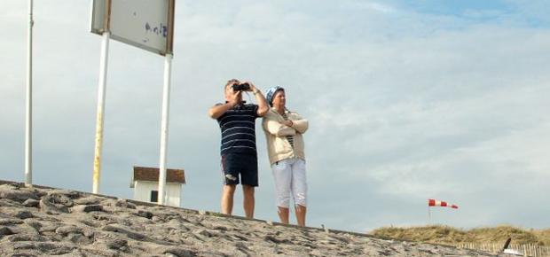 Vu de la digue (5/5): du Touquet à Berck-sur-Mer