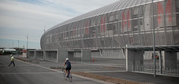 Stade Pierre-Mauroy : Gros stade pour Grand Quinquin!