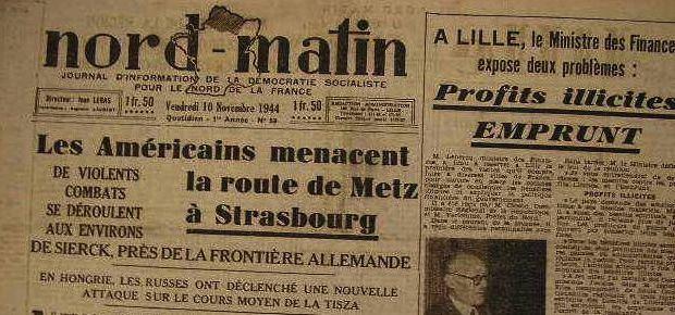 Médias dans le Nord – Pas-de-Calais : ce qui a changé depuis vingt ans