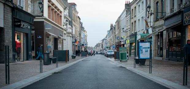 Un quinquennat à Saint-Omer : nouveau départ pour la nouvelle rue de Dunkerque ?
