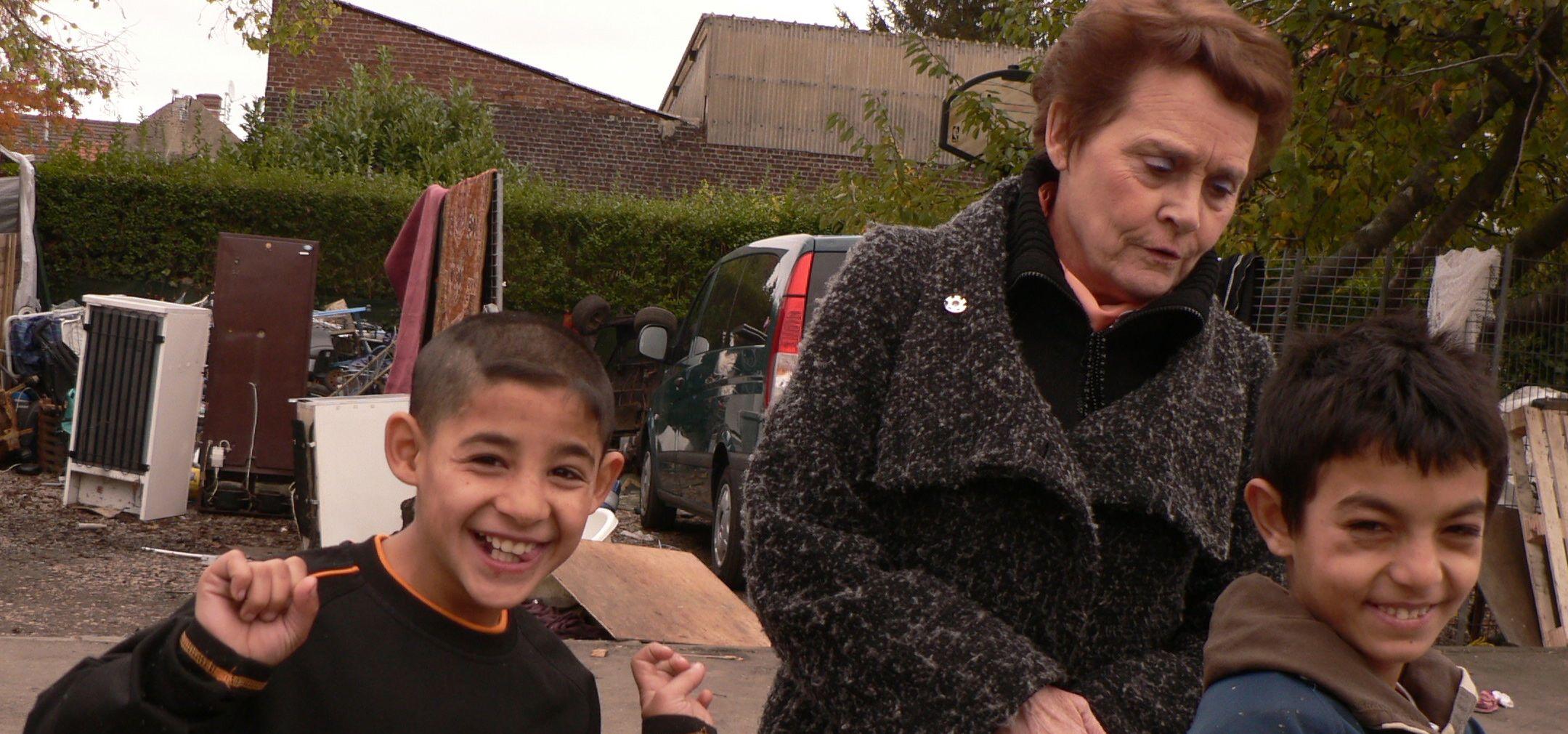 Roms : à Ronchin, l'école de la deuxième chance