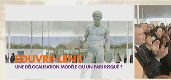 Basse chronique des Hauts-de-France : le Louvre-Lens hors plan com'