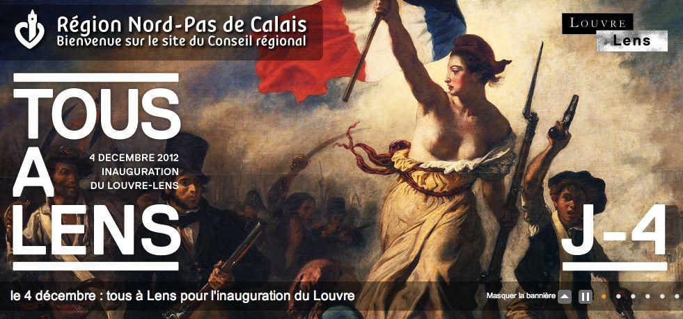 Louvre-Lens : on va en bouffer jusqu'à la dernière frite !