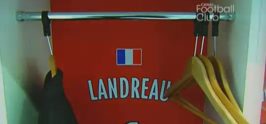 Mickaël Landreau, Lille de beauté