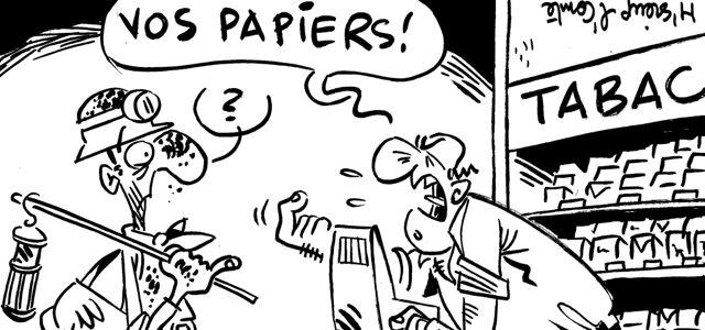 Les dessins de M'sieur l'Comte : qu'est-ce qu'il a mon tabac ?