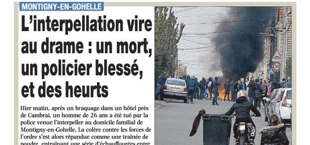Montigny et Mélenchon, les mauvaises blagues Carambar