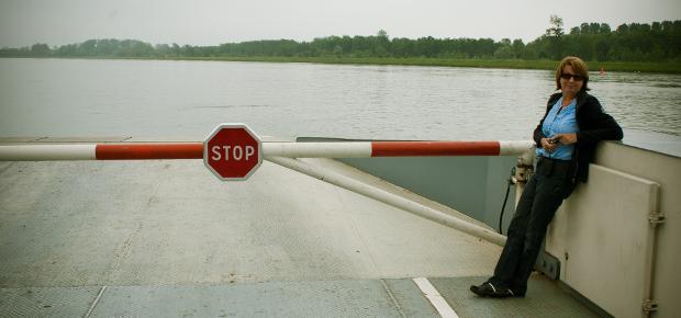 Le long de nos frontières disparues (7/20) : de Rust à Rhinau, l'Europe en parc d'attractions et en barge