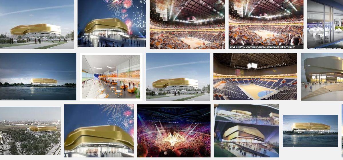 Dunkerque : l'Arena, une pyramide surdimensionnée ?