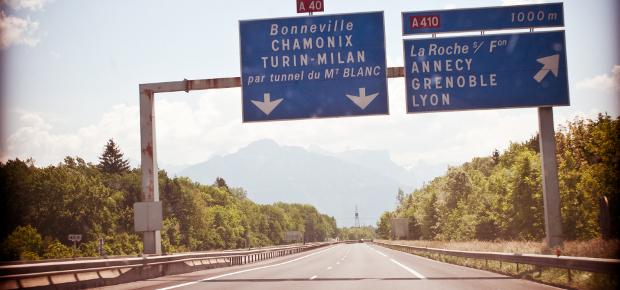 Le long de nos frontières disparues (11/20) : dans le Tunnel du Mont-Blanc, l'exemple transfrontalier